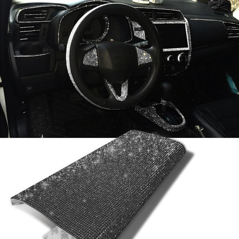 DIY-Car-Decoration-Sticker-Bling-Crystal-Rhinestone-Car-Stickers-for-License-Plate-Frame-Emblem-Door-Handle-Indoor-7