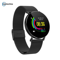 Y1 Smart watch men sport Fitness Tracker pedometer wristwatch Heart Rate Blood Pressure sleep monitor smartwatch for Android ios