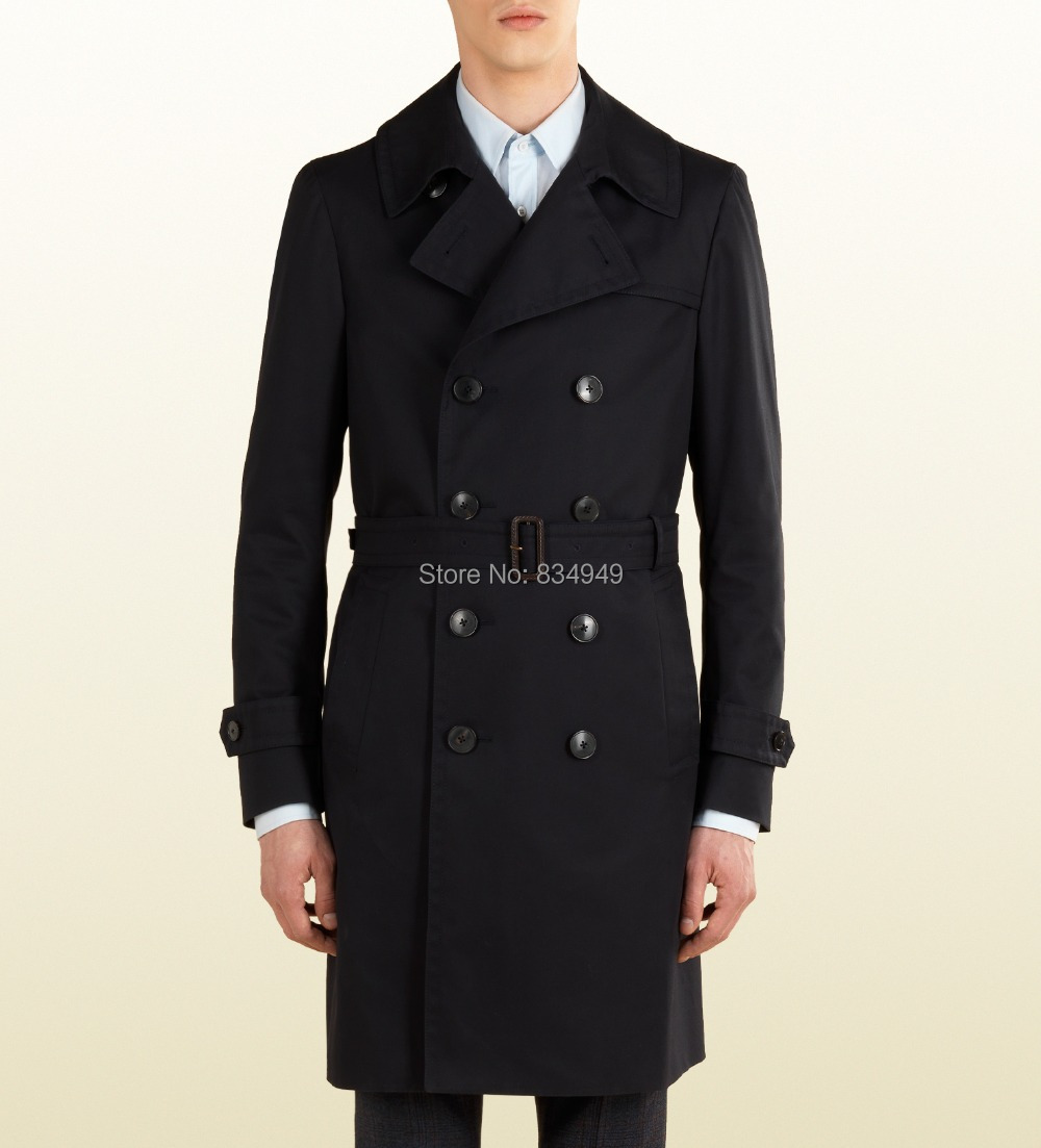 Cashmere Coat Men Blue Promotion-Shop for Promotional Cashmere ...