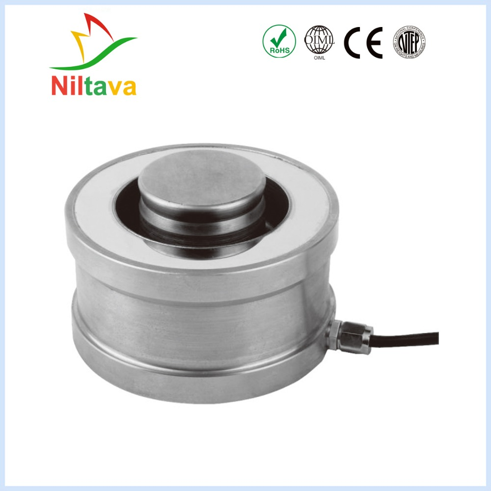 NHS button load cell 47 TO 100T
