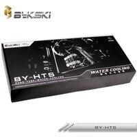 Bykski BY HTS Hard Tube Set CPU Water Block + Pump + Rigid Tube + Copper Radiator + Fan + Connectors