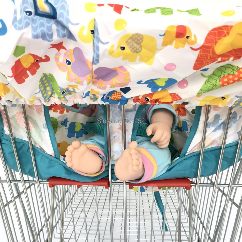 5 цветов Материал персиковый; кожа, вельвет Стандартный детский размер, корзина для покупок, стульчик для кормления и удобные корзину Обложка для младенцев и детей ясельного возраста