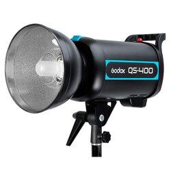 2016 Slider Steady cam Photography New Godox Studio Flash Strobe QS Series 400d Qs400 (400ws Professional Photo Light) 220V T5