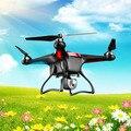 Ieagle explora quadcopter aviones vehículo aéreo no tripulado alta definición rc drone con la cámara profesional helicóptero drones
