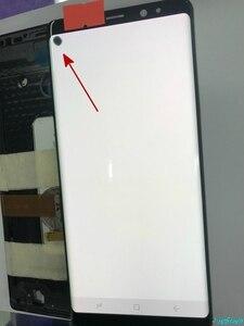 Image 3 - サムスンギャラクシーS7エッジS8 S8プラスS9 S9プラス注8液晶ディスプレイタッチスクリーンデジタイザスポットg935f G950fスーパーamoled