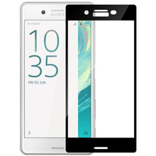 Full Cover Tempered Glass For Sony Xperia X F5121 F5122 X Performance F8131 F8132 X Compact F5321 XP XC Screen Protector Film