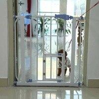 Ворота для домашних животных с маленьким домашним питомцем, собачкой, кошкой, Китти, дверь для экрана, окна, щитки, ворота, туннель, забор, две