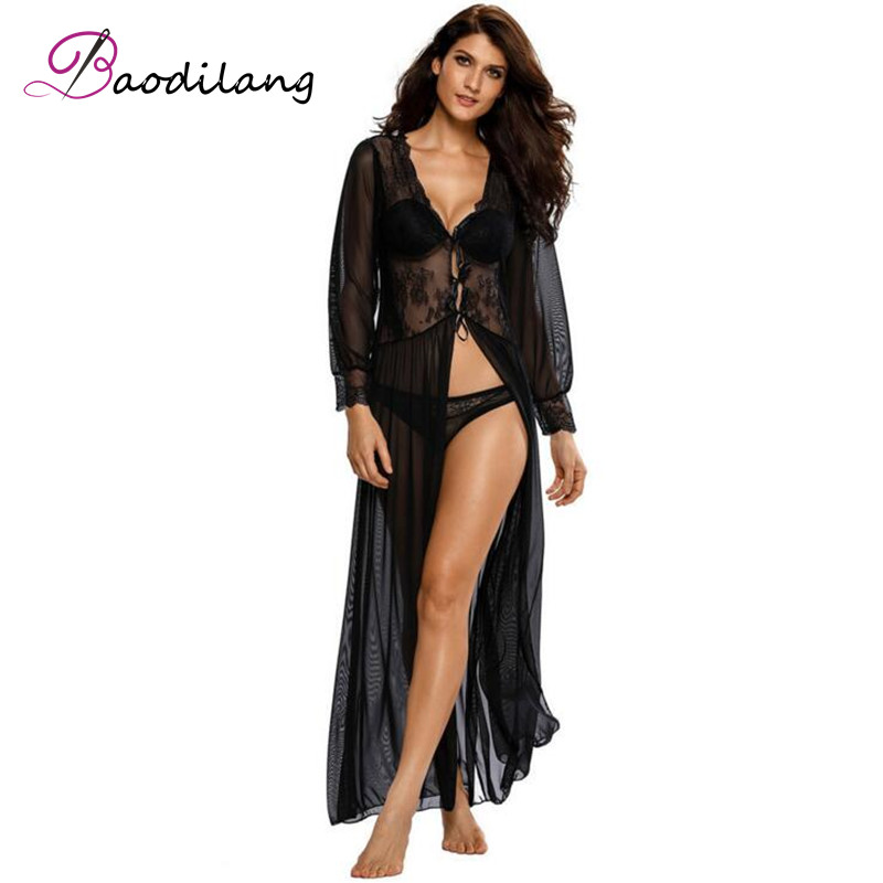 Baodilang <font><b>2017</b></font> <font><b>Women's</b></font> <font><b>Sexy</b></font> <font><b>Lingerie</b></font> Hot <font><b>Lace</b></font> Dress <font><b>Underwear</b></font> <font><b>Babydoll</b></font> <font><b>Sexy</b></font> Black Sleepwear Plus Size <font><b>Sexy</b></font> Costume For <font><b>Women</b></font> image