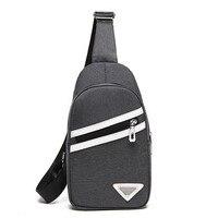 2016 Charm Canvas Bags Men S Travel Bag Canvas Men Messenger Bag Brand Mini Size Men