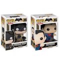 Funko POP Batman vs Superman Figure Dawn of Justice Super Heroes Movie  Batman Superman Action Figures Collectible Models Toys