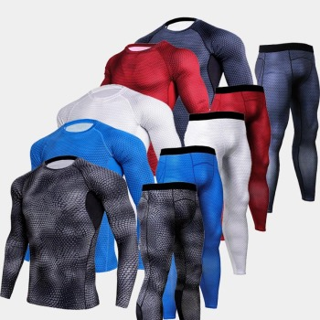 Men's Compression Thermal Underwear