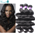 7A Cambodian Virgin Hair 3Pcs Body Wave Human Hair Weave Bundles Unprocessed Body Wave Hair Extensions Rosa Queen Hair Products