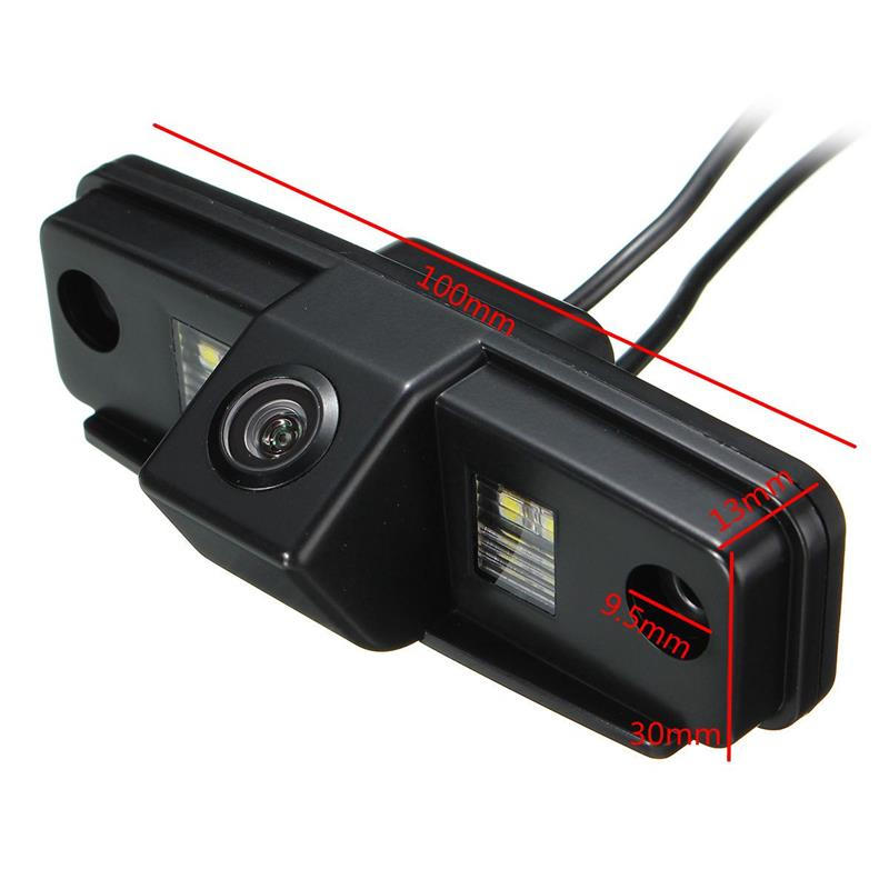 CCD HD night vision car rear view camera for SUBARU FORESTER IMPREZA 3C  OUTBACK
