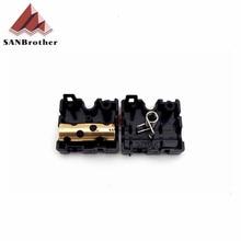 Piezas de La Impresora 3D Ultimaker 2 UM2 DIY Bloque Deslizante Inyección Slider Con Manguito de Cobre De Grafito (No Correa de Distribución) envío Libre.