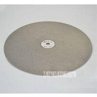 Новый 24 дюймовый Грит 60 600 Алмазный диск Диаметр 600 мм абразивных Колеса покрытием плоский Lap диск jewelry ювелирные инструменты 12,7 мм