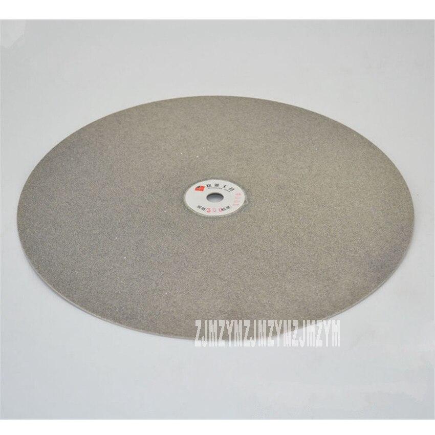 Новый 24 дюймовый зернистость 60 600 алмазный шлифовальный диск диаметр 600 мм абразивные колеса с покрытием плоский круг диск ювелирные изделия лапидарные инструменты 12,7 мм