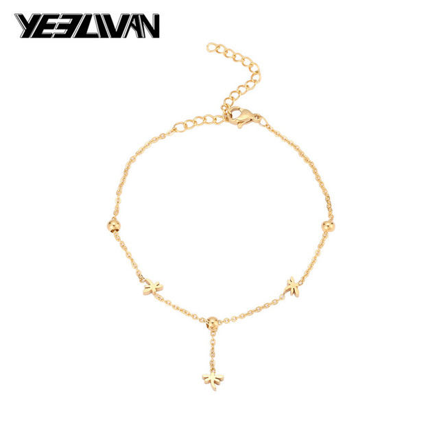 Gold Silver Color Chain...