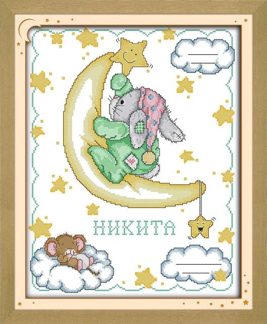 Conejo parche nacimiento pared decoración patrones regalos para ...