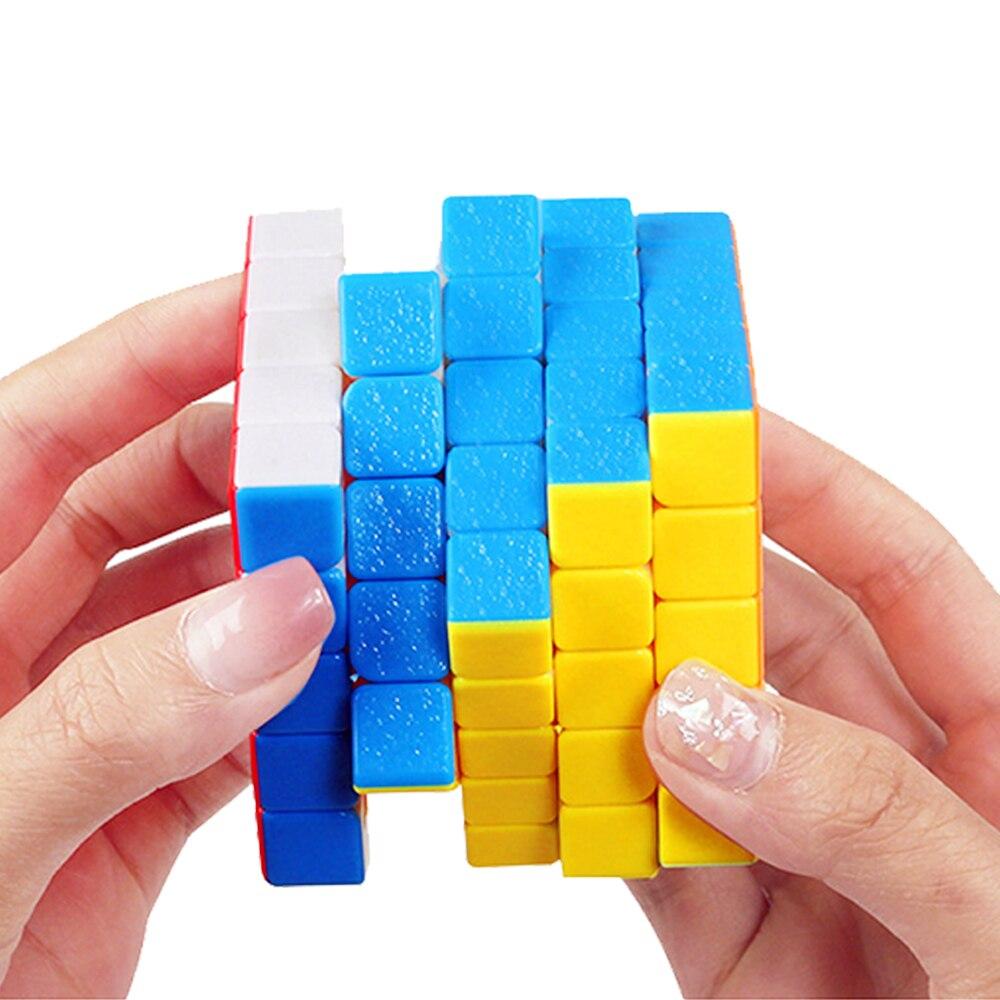 High Quality ShengShou 5 Layers 5*5 Puzzle Rubic Cube SpeedRubix Magic Cube Educational Toy for Kid Cubo Megico 5x5x5