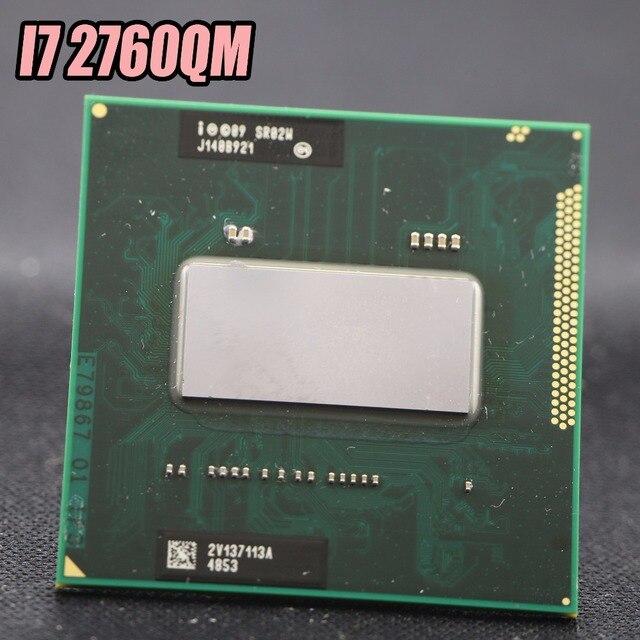 Asli Prosesor Intel Laptop Cpu Sr02w I7 2760qm 15 6 Sro2w Core I7