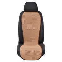 1PCS Summer Ice Silk Breathable Car Seat Cover Universal Automobile Seat Cushion Protector Pad Car Styling