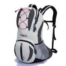 18L Waterproof Nylon Men Women Cycling Backpack Outdoor Sport Travel Bag Mochila Trekking Hiking Camping Bicycle Bike