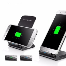 10W fast wireless charger Qi 5v 2A Support fast charging technology For iphone x 8 8 plus For samsung galaxy s8 s8 plus phone