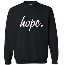 New font b Men s b font long sleeve Hope T font b shirt b font