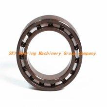 Бесплатная доставка высокое качество 6406 полный SI3N4 керамическая радиальный шарикоподшипник 30x90x23 мм