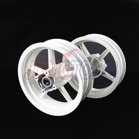 15mm hole 2.75 12inch Front & 3.50 12 Rear Dirt bike Pit Bike 12inch Vacuum Wheel Rim Front and Rear