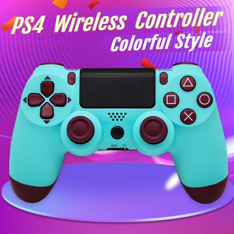 Gamepads Joystick Dualshock PS4 Mando Playstation-4 Bluetooth-4.0 Wireless-Controller