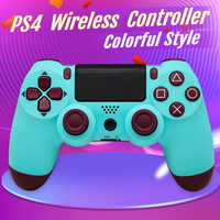 All New PS4 Wireless Controller Bluetooth 4.0 DualShock Joystick Mando Gamepads For PlayStation 4