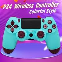 All New PS4 Wireless Controller Bluetooth 4.0 DualShock Joystick Mando Gamepads For PlayStation 4