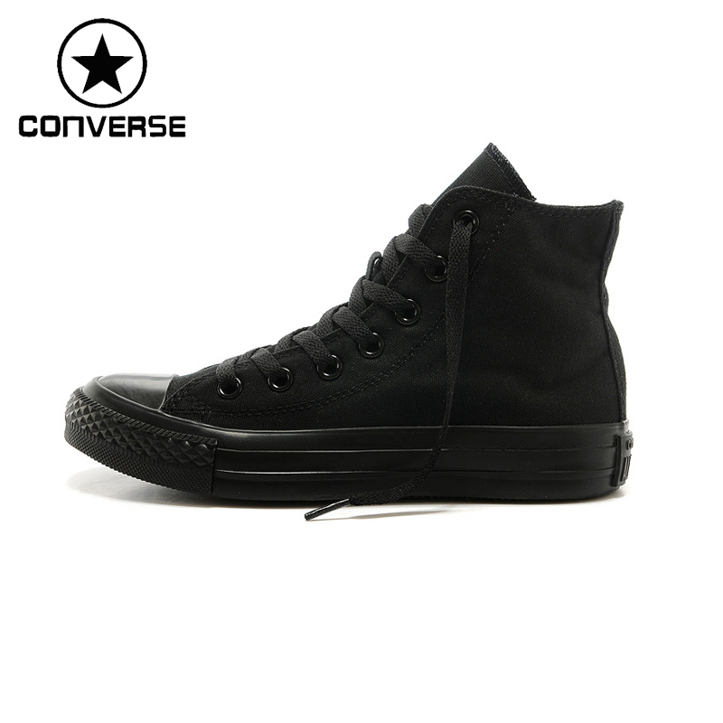 Original New Arrival 2018 Converse Unisex Classic Canvas Skateboarding Shoes High Top Sneaksers original new arrival converse unisex high top skateboarding shoes canvas sneakers