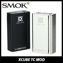 100%เดิม220วัตต์SMOK Xcube TCสมัยอัลตร้าควบคุมอุณหภูมิสมัยTCบลูทูธสมัยOTAที่มีX3ชิปบุหรี่อิเล็กทรอนิกส์Vapeสมัย