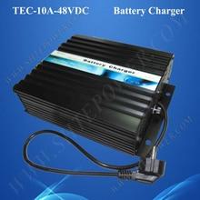 Три этапа AC к DC 48 В 10A зарядное устройство для автомобильного аккумулятора