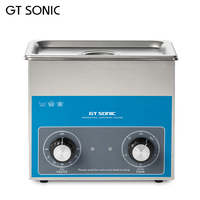 GT sonic VGT 1730QT 3L Цифровой Ультра sonic очиститель для очистки машины ванна для ювелирных изделий Часы Очки платы 110 В 120 В Z25