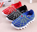 big boys mesh shoes slip on sneakers trainers spider kids flats sports fashion shose zapato spring summer injection shoes cheap