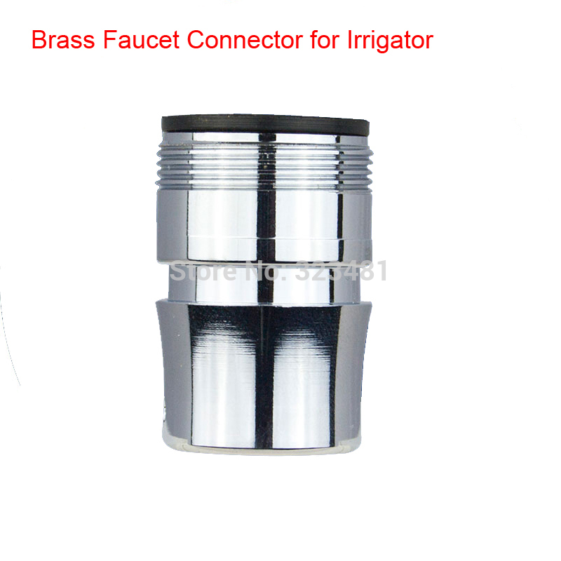 ⑤Chrome Plated Brass Metal Faucet Adapter for MK104 Dental SPA Oral ...