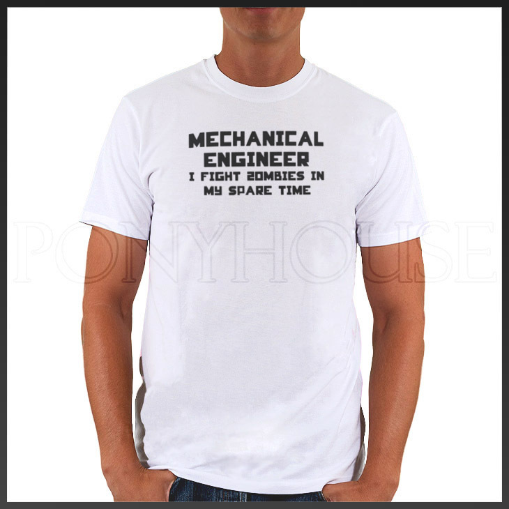 Humorous science TECHNOLOGY ENGINEER HUMOR male t shirts short ...