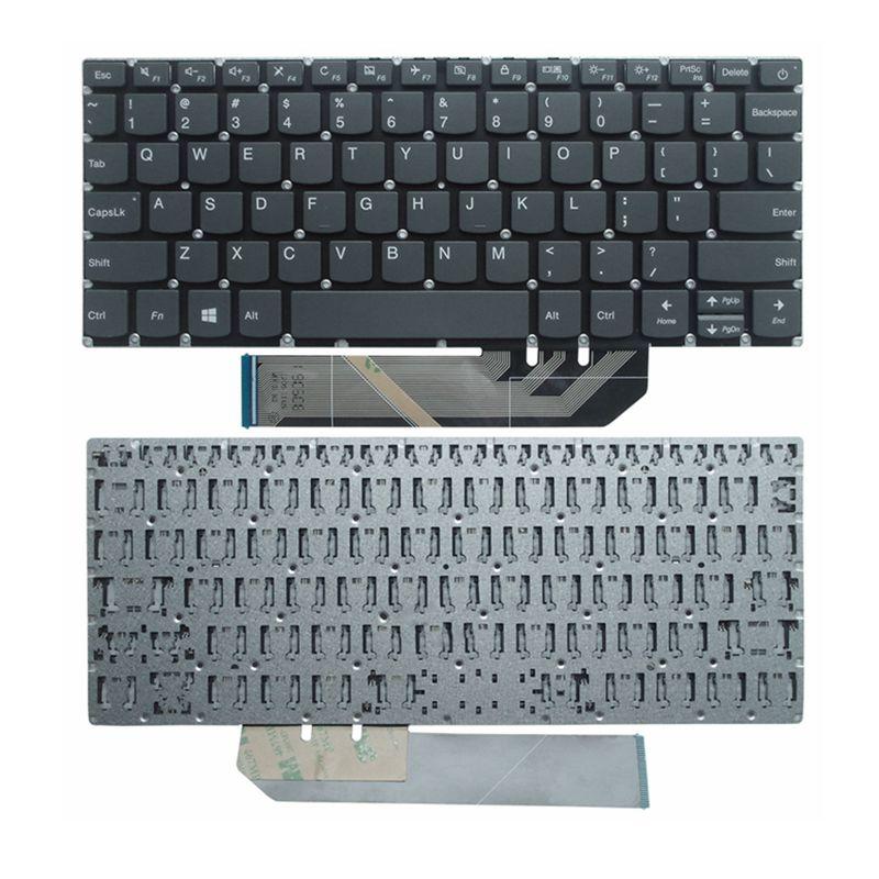 Para Lenovo Ideapad YOGA 530-14AR 530-14IKB 120S-11IAP Air14IKBR Air15IKBR AIR15ARR 730-15 530-15 FLEX6-14 teclado Inglês DOS EUA