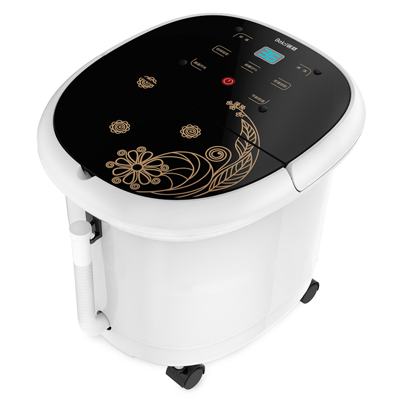 Portable Foot Tub Fully Automatic Massage Household Footbath ...