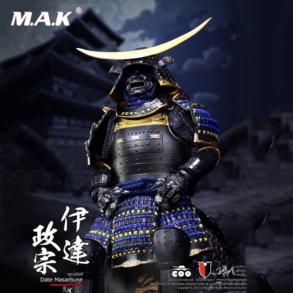Full set doll 1/6 Series of Empires Japan's Date Masamune Deluxe Figure Model SE009 JAPAN'S WARRING STATES DATE MASAMUNE for collection 1 6 full set series of empires japan s date masamune deluxe figure model se009 warring states model for fans gift