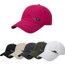 Модные кепки для бега для мужчин и женщин, кепка для выбора, уличная Кепка для гольфа, летняя дышащая Кепка для бега