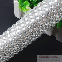 Glass drilling gembling rhinestone sticker sheets luxurious phone case decor Self Adhesive Scrapbooking Sticker shoes decoration