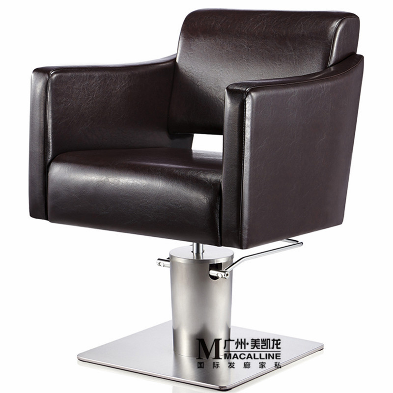 Factory direct sale upscale hairdressing chair ` haircut chair ` - Furniture - Photo 3