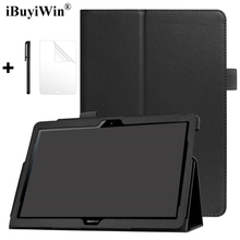 Case for Huawei MediaPad T3 10 9.6 AGS-L09 AGS-L03 Ultra Slim Folding Stand Cover PU Honor Play Pad 2 Tablet Funda