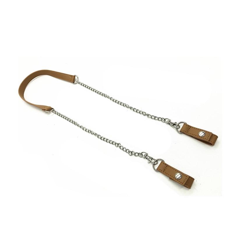 1 pcs Replacement New Metal Purse Chain Strap Handle Bag Accessories Shoulder Crossbody Bag Handbag for o bag