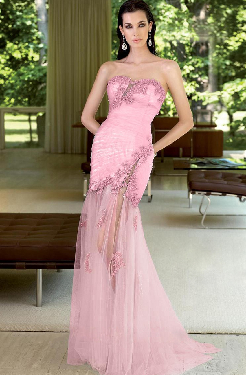 Increíble Vestidos De Fiesta Hermosa Sirena Imagen - Ideas de ...