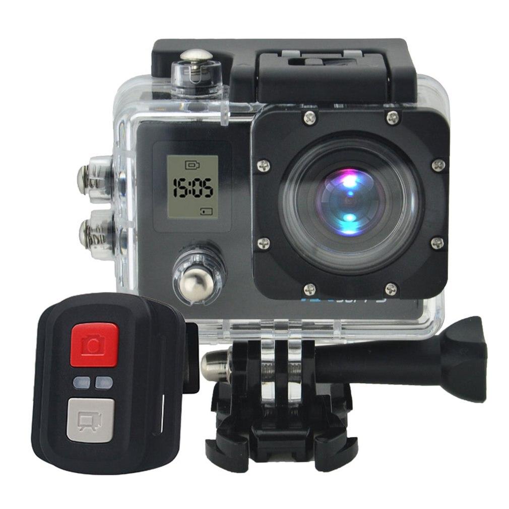 Ultra HD 4 K WiFi caméra caméscope double écran 2